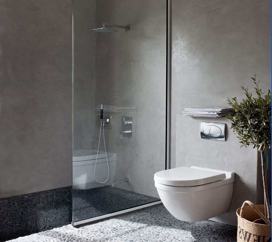 Tätskikt badrum betonggolv